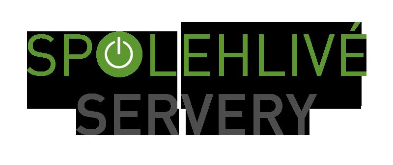 Logo - Spolehlivé servery